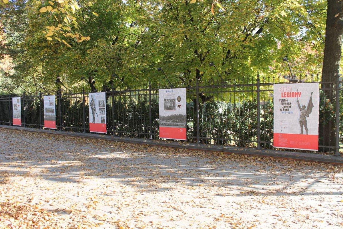 Otwarcie Wystawy Ipn Białe Legiony Polskie Formacje