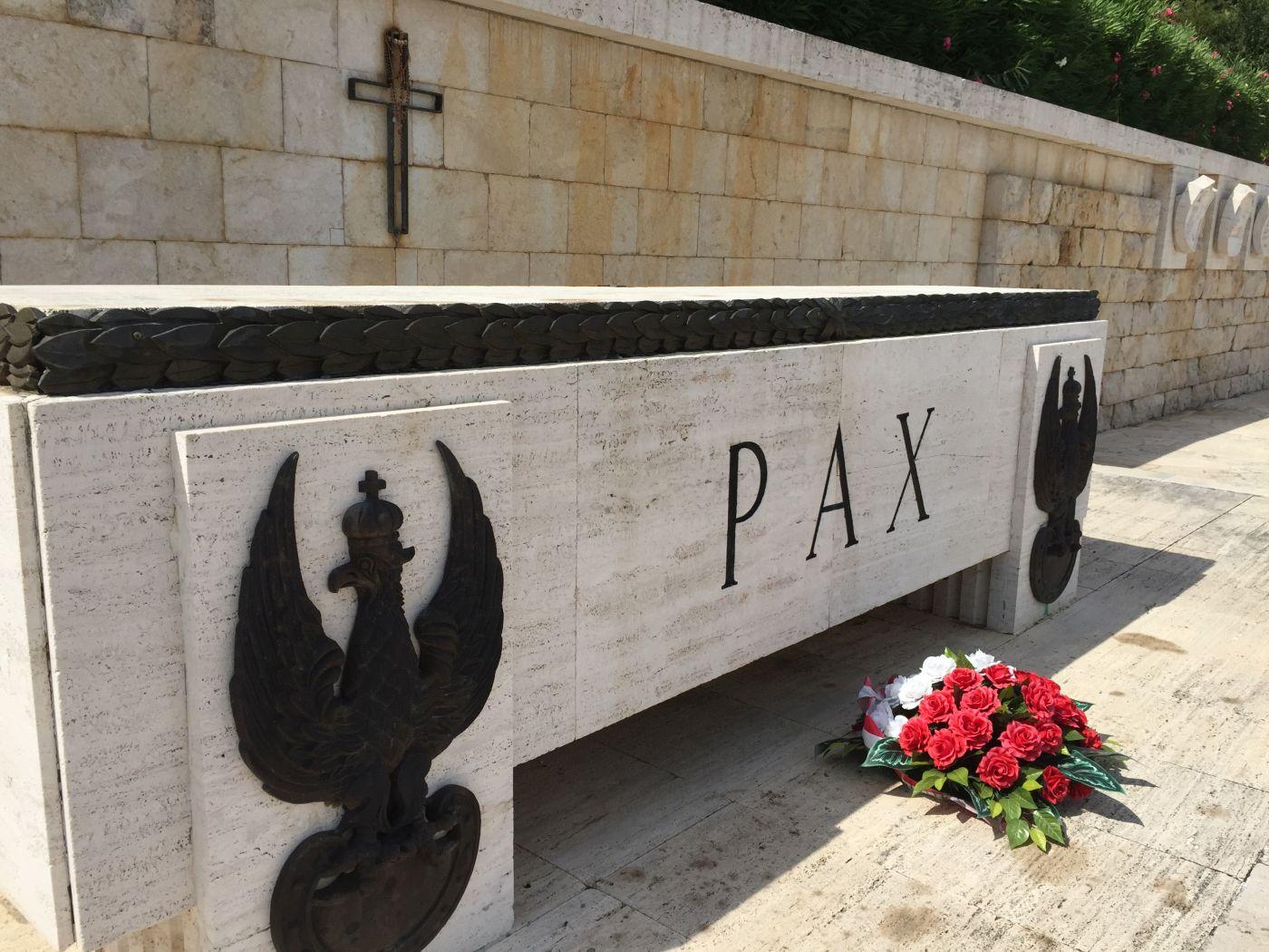 Biało Czerwona Na Monte Cassino Bitwa O Polskę