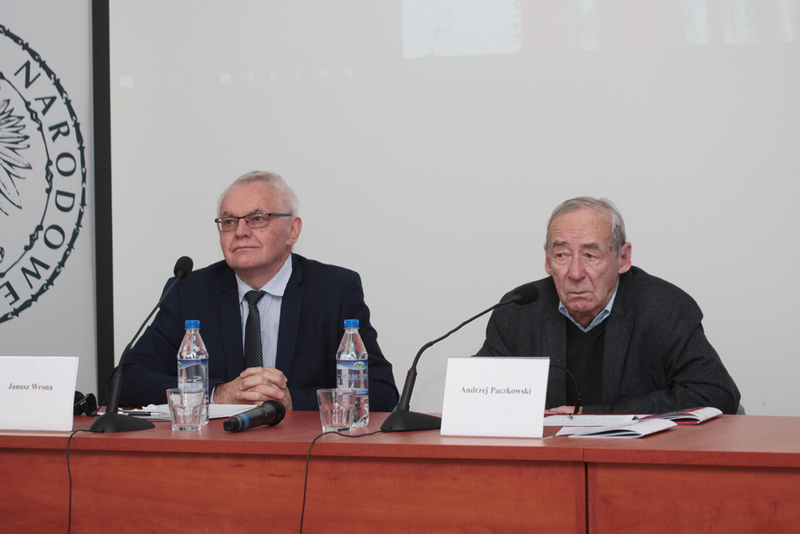 "International Conference ""Communist parties on the road to full power (after World War II)"" – 8 December 2018. Fot. Piotr Życieński (IPN)"