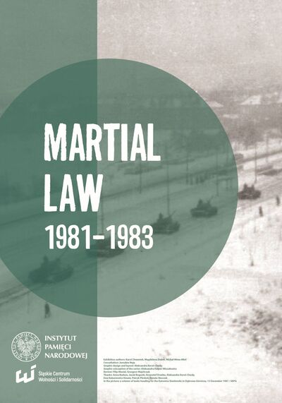 "Exhibition ""Martial Law 1981-1983"""