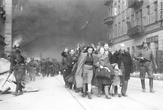The Warsaw Ghetto Uprising 19 April – 16 May 1943 - News - Institute of  National Remembrance