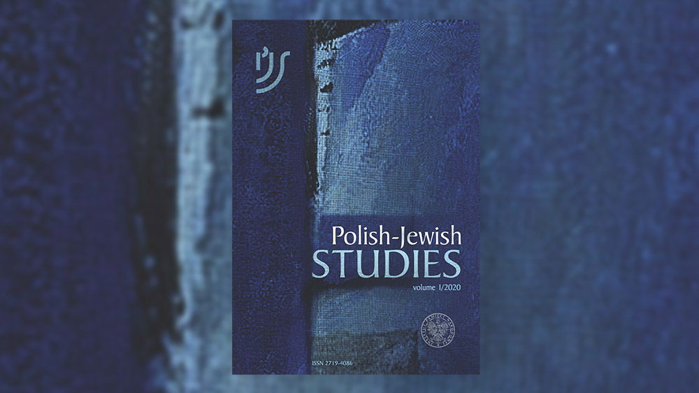 Polish-Jewish studies cover photo