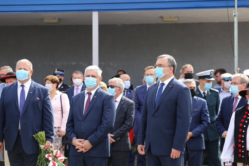 The 40th anniversary of signing the August Accords in Szczecin – Szczecin, 30 August 2020