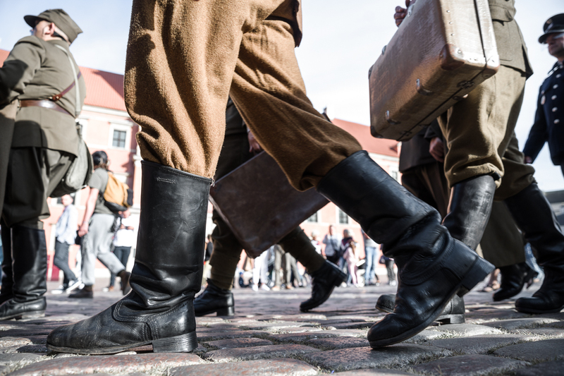 The 13th Katyn March of Shadows, Warsaw 20 September 2020