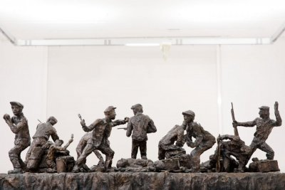 The Insurrection 2 August 1943, Bronze