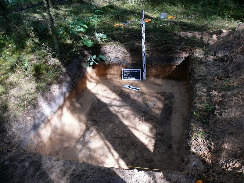 IPN's Office of Search and Identification conducting search and exhumation work in Lithuania