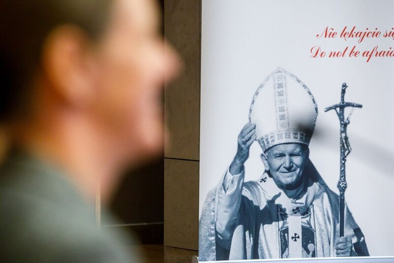 """The Pope from Behind the Iron Curtain"" conference - Cracow, 9 October 2018. Photos: Sławek Kasper (IPN)"