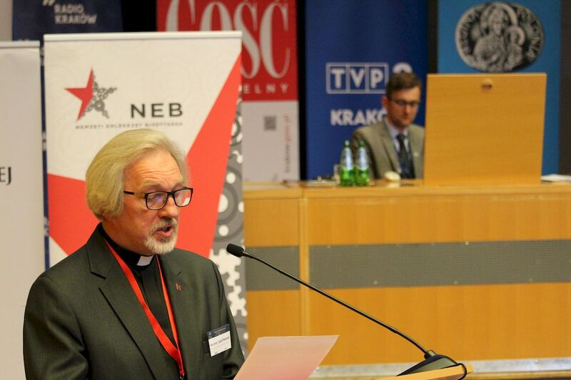 """The Pope from Behind the Iron Curtain"" conference - Cracow, 9 October 2018."