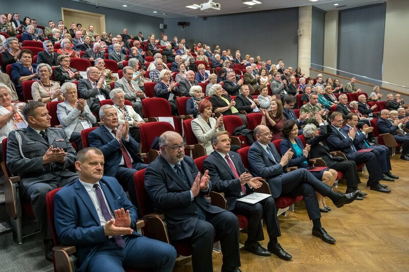 The third National Summit of Poles Who Saved Jews during the Second World War – 18 October 2018, Rzeszów. Photos: Sławek Kasper (IPN)