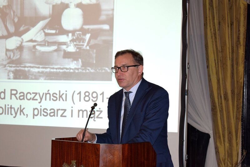 """Polish Emigration in Great Britain and independence are two inseparable words"", said the President of IPN Jarosław Szarek during a conference organized in tribute to Edward Raczyński"