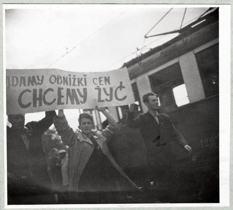 Poznański Czerwiec 1956 na archiwalnych fotografiach - Archiwalia ...
