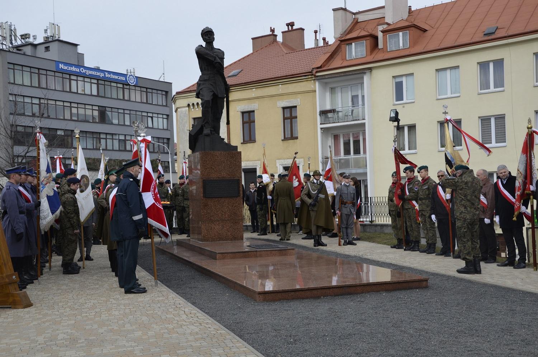 01d5801c2b Obchody 100. rocznicy śmierci płk. Leopolda Lisa-Kuli w Rzeszowie.