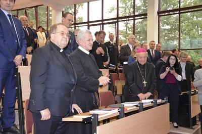 Uroczystości jubileuszowe ks. bp. Edwarda Frankowskiego w 80. rocznicę urodzin – Stalowa Wola, 24 czerwca 2018