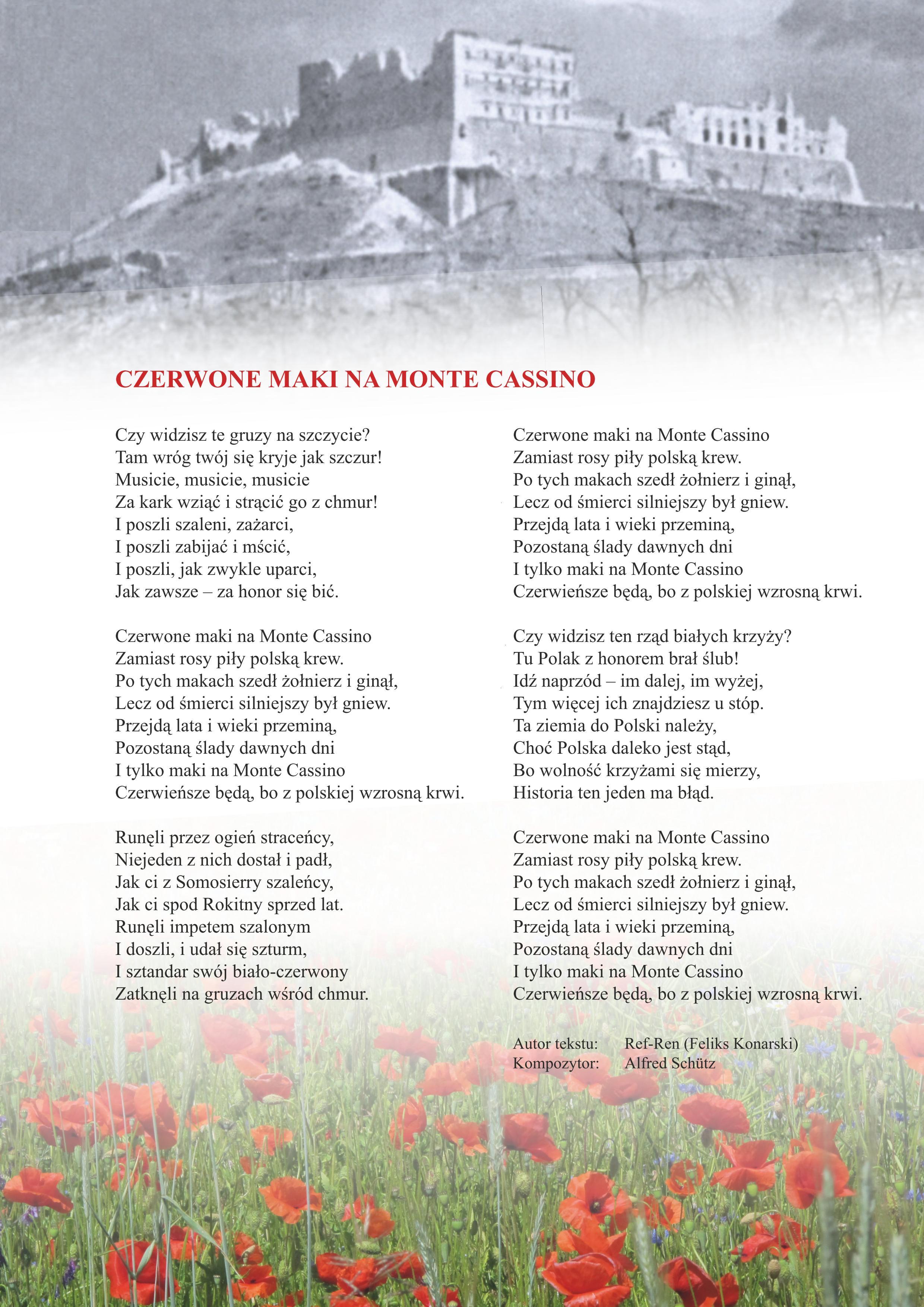 Spotkanie W Hołdzie żołnierzom 2 Korpusu Polskiego I